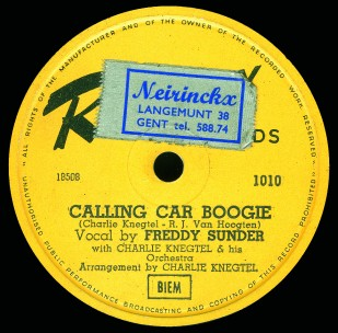 Calling Car Boogie