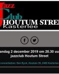 2019-12-02 Jazzclub Houtum Kasterlee